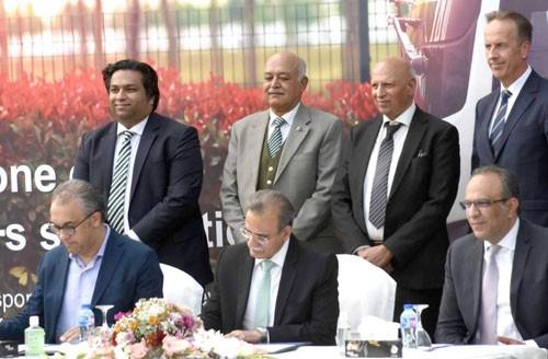 Daewoo, Skywell, Hitachi ABB join hands to 'revolutionize' Pakistan's transport sector