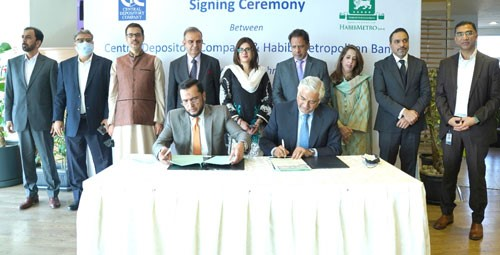 HABIBMETRO, CDC sign agreement for NRP investment in PSX