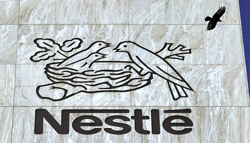 Nestlé wins 1st Prize living the global compact best practice sustainability awards